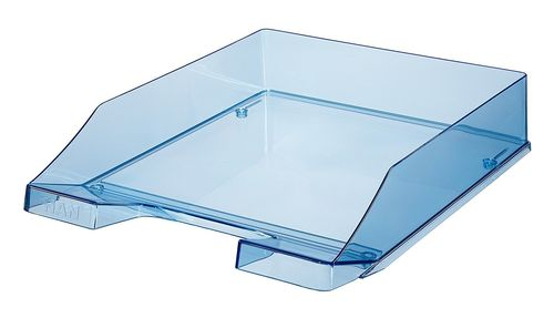 HAN Briefablage blau-transparent C4 Briefkorb